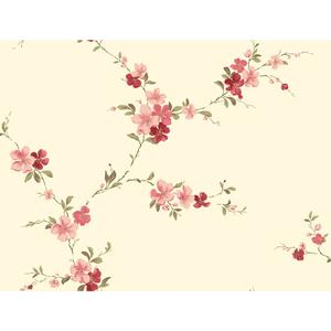 Blossom Trail Wallpaper JG0730