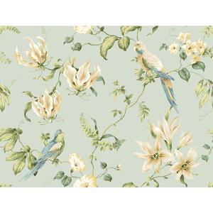 Tropical Floral Wallpaper JG0752