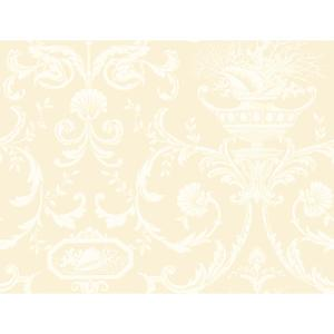 Neoclassic Shells Wallpaper NH6000