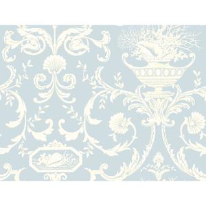 Neoclassic Shells Wallpaper NH6001