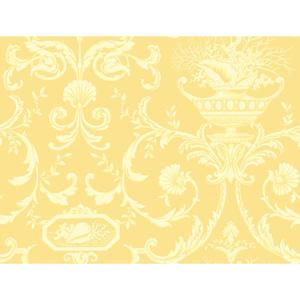 Neoclassic Shells Wallpaper NH6004