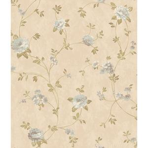 Charleston Floral Vine Wallpaper AR7724