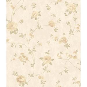 Charleston Floral Vine Wallpaper AR7727