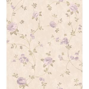 Charleston Floral Vine Wallpaper AR7728