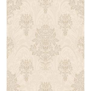 Charleston Damask Paisley Wallpaper AR7732