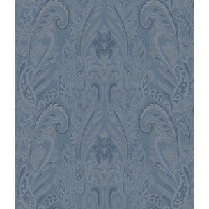 Charleston Paisley Texture Wallpaper AR7742