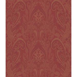 Charleston Paisley Texture Wallpaper AR7743