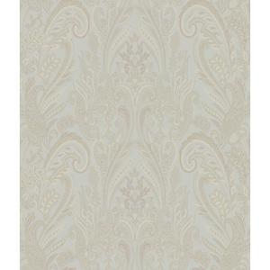 Charleston Paisley Texture Wallpaper AR7745