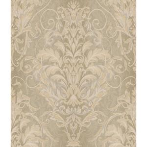 Charleston Ombre Damask Stripe Wallpaper AR7753