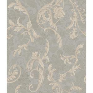 Charleston Acanthus Wallpaper AR7764