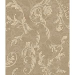 Charleston Acanthus Wallpaper AR7766