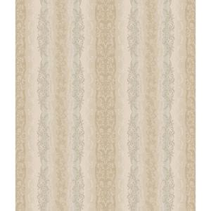 Charleston Damask Stripe Wallpaper AR7781