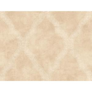 Charleston Woven Trellis Wallpaper AR7793