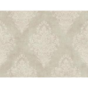 Charleston Woven Damask Wallpaper AR7808