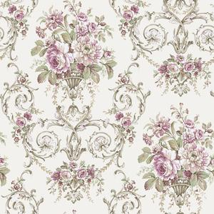 Classical Floral Wallpaper GD5400