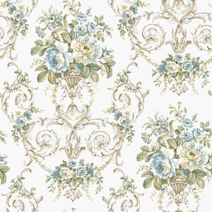 Classical Floral Wallpaper GD5402