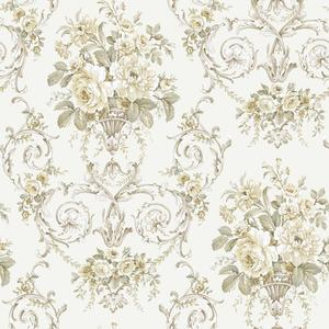 Classical Floral Wallpaper GD5404