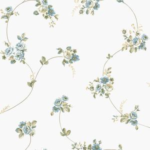 Classical Scroll Wallpaper GD5409