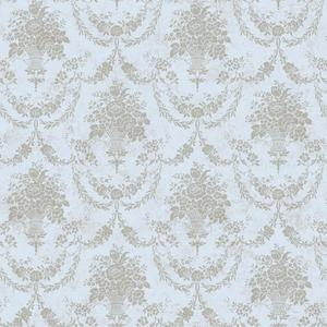 Frame Damask Wallpaper GD5427