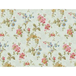 Geranium Multi Floral Wallpaper GD5439
