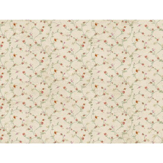 Vintage Mini Bud Trail Wallpaper GD5450
