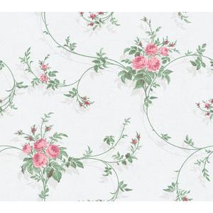 Rose Trail Wallpaper GD5478