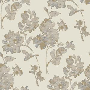 Floral Spot Wallpaper Y6150103