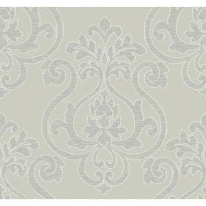 Large Medallion Wallpaper Y6150202