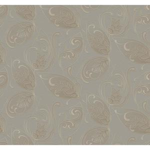 Leaves Jacobean Wallpaper Y6150402