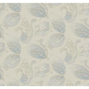 Leaves Jacobean Wallpaper Y6150404
