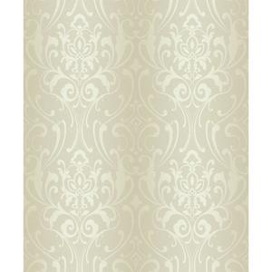 Damask Wallpaper Y6150502