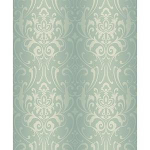 Damask Wallpaper Y6150503