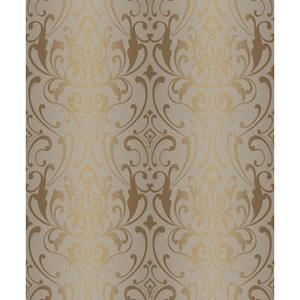 Damask Wallpaper Y6150504