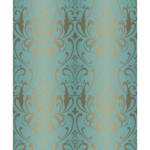 Damask Wallpaper Y6150505