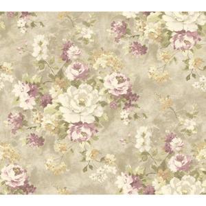 Painterly Bouquet Wallpaper HP0300