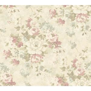 Painterly Bouquet Wallpaper HP0302