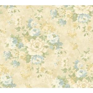 Painterly Bouquet Wallpaper HP0303