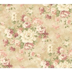 Painterly Bouquet Wallpaper HP0304