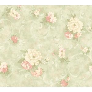 Painterly Scroll Wallpaper HP0309