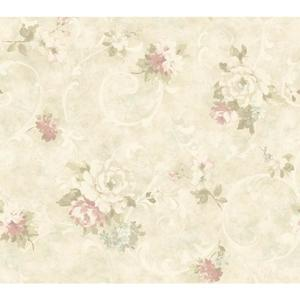 Painterly Scroll Wallpaper HP0310