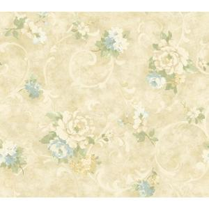 Painterly Scroll Wallpaper HP0311