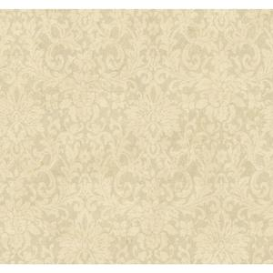 Floral Damask Wallpaper HP0341
