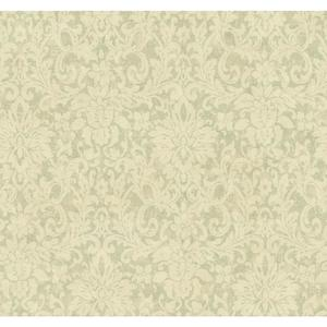 Floral Damask Wallpaper HP0343