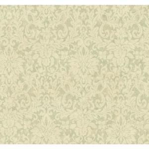 Floral Damask Wallpaper HP0343