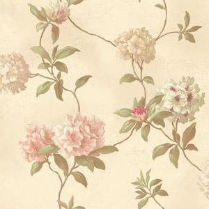 Rhodedendrum/Script Wallpaper HP0349