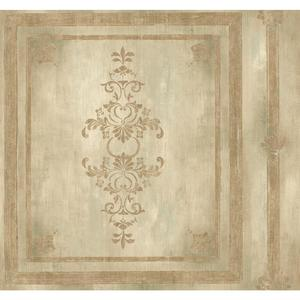Architectural Panel Wallpaper HP0382