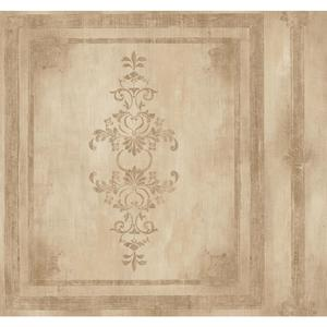 Architectural Panel Wallpaper HP0383