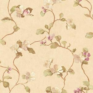 Floral Spray Wallpaper HP0412