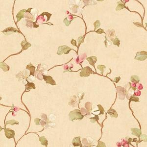 Floral Spray Wallpaper HP0413