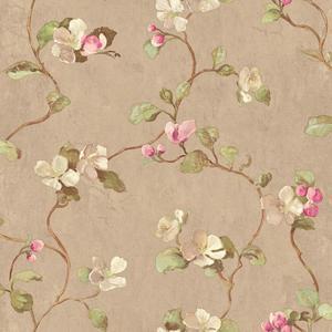 Floral Spray Wallpaper HP0414